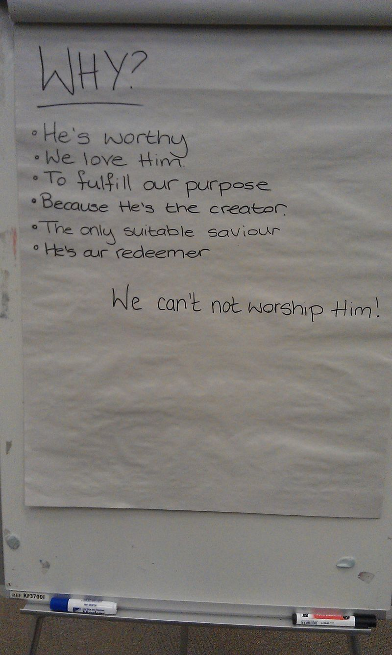 Worship Why